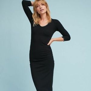 Anthropologie Michael Stars Slim Knit Dress